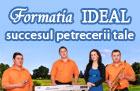 Formatia Ideal Brasov - muzica de nunta, botez si onomastici