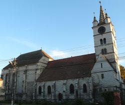Biserica evanghelica din Sebes